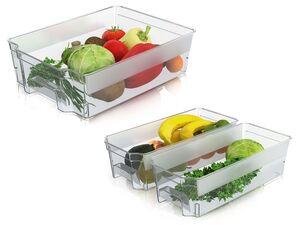 ERNESTO® Kühlschrank-Organizer