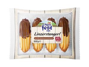 Alpenfest Style Linzerstangerl