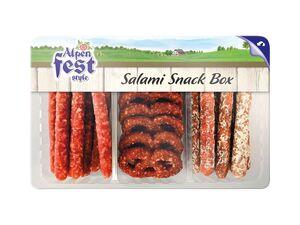 Alpenfest Style Salami-Snack-Box