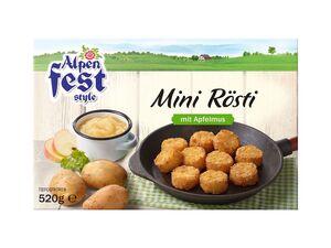 Alpenfest Style Mini-Rösti