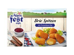Alpenfest Style Brie-Spitzen/ Emmentaler-Berge