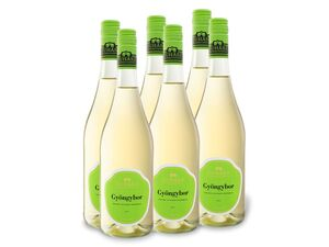 6 x 0,75-l-Flasche Juhász Gyöngybor PGI trocken, Perlwein