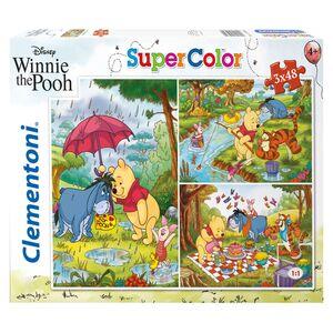 Clementoni®  Effekt-Puzzle für Kinder