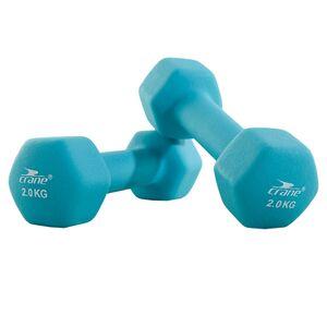 crane®  Hantel-Set 1 kg/2 kg