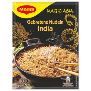 Maggi Magic Asia Gebratene Nudeln India 122g