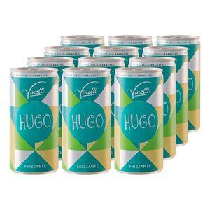 Vinetti Hugo 6,9 % vol 200 ml, 12er Pack