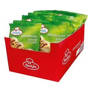 Backfee Haselnüsse gemahlen 200 g, 25er Pack