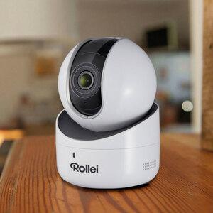 WLAN-Überwachungskamera Rollei SafetyCam 100, Indoor