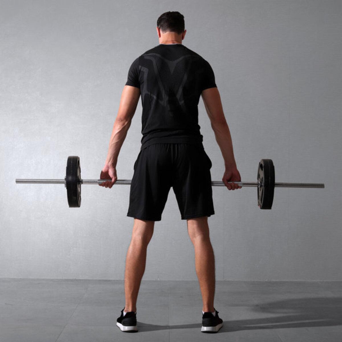 Bild 1 von Wellactive Langhantelstange, 10 kg, 180 cm