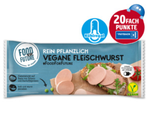 FOOD FOR FUTURE Vegane Fleischwurst