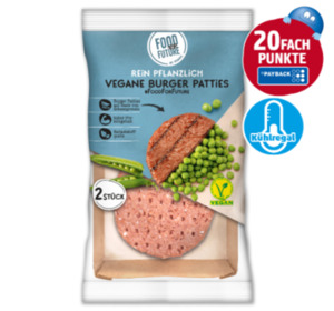 FOOD FOR FUTURE Vegane Burger Patties