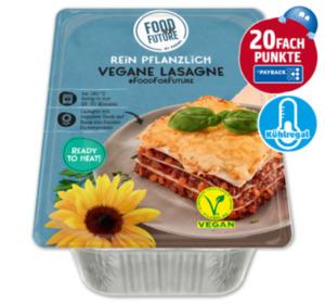 FOOD FOR FUTURE Vegane Lasagne