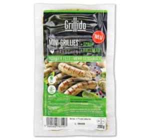 GRILLIDO Mini-Grillies