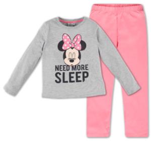 MINNIE MOUSE Mädchen Pyjama