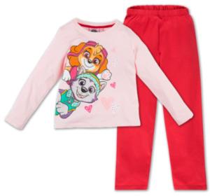 PAW PATROL Mädchen Pyjama