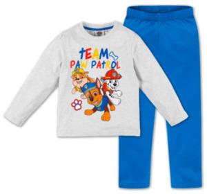 PAW PATROL Jungen Pyjama