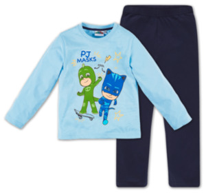 PJ MASKS Jungen Pyjama