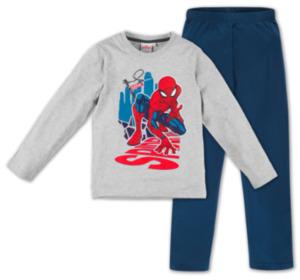 SPIDERMAN Jungen Pyjama