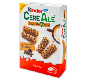 FERRERO Kinder Cereale