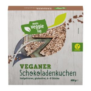 MEIN VEGGIE TAG     Veganer Schokoladenkuchen