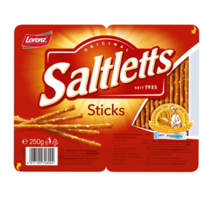 Lorenz Saltletts Sticks
