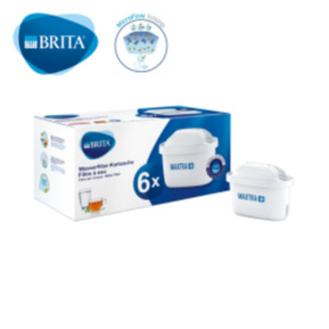 Brita6 Filterkartuschen MAXTRA+