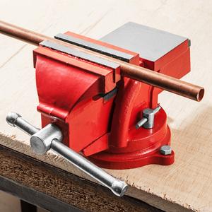 Kraft Werkzeuge Parallelschraubstock 6,9 kg