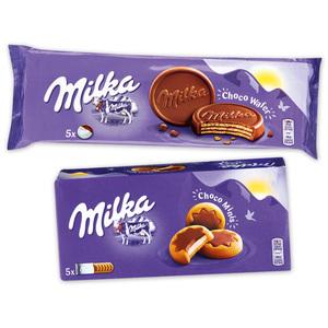 Milka Keks-Spezialitäten