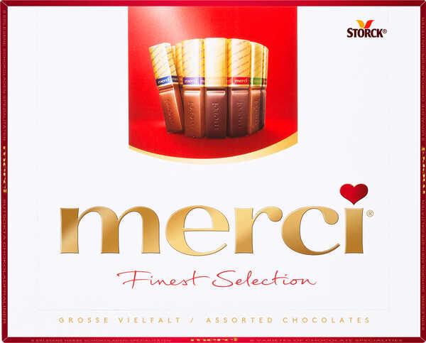 MERCI  Finest Selection