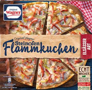 ORIGINAL WAGNER  Steinofen-Flammkuchen