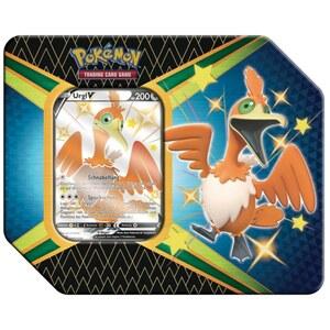 Pokémon Schwert und Schild Glänzendes Schicksal 4.5 Tin 2