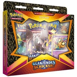 Pokémon Schwert und Schild Glänzendes Schicksal 4.5 Pin Box sortiert