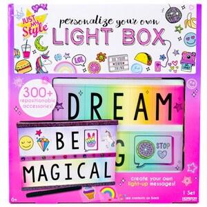 Just My Style personalisiere deine Ligthbox