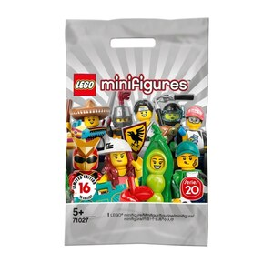 LEGO Classic Minifiguren 71027 Serie 20 sortiert