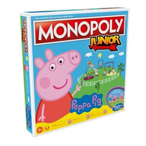 Monopoly Junior Peppa Pig Version