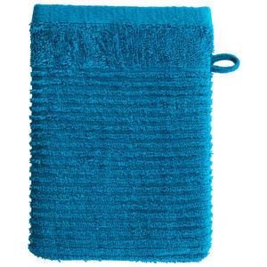 Waschhandschuh KRONBORG® Lifestyle (16x21, petrol)