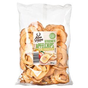 Alpenschmaus Apfelchips aus steirischen Äpfeln 100 g