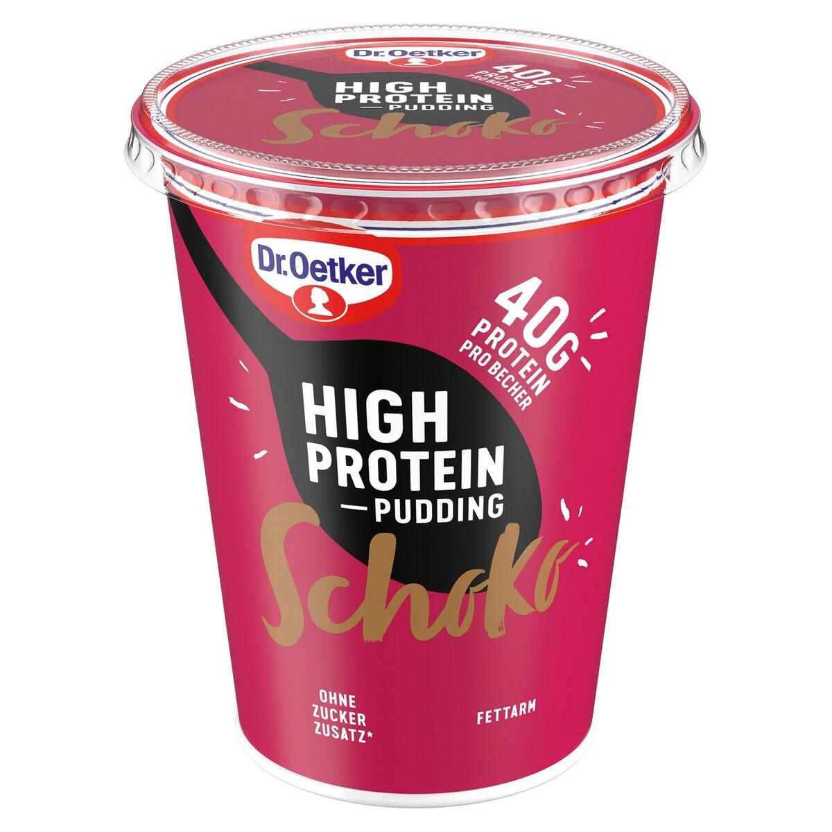 Bild 2 von Dr. Oetker High Protein Grieß-/Pudding 400 g