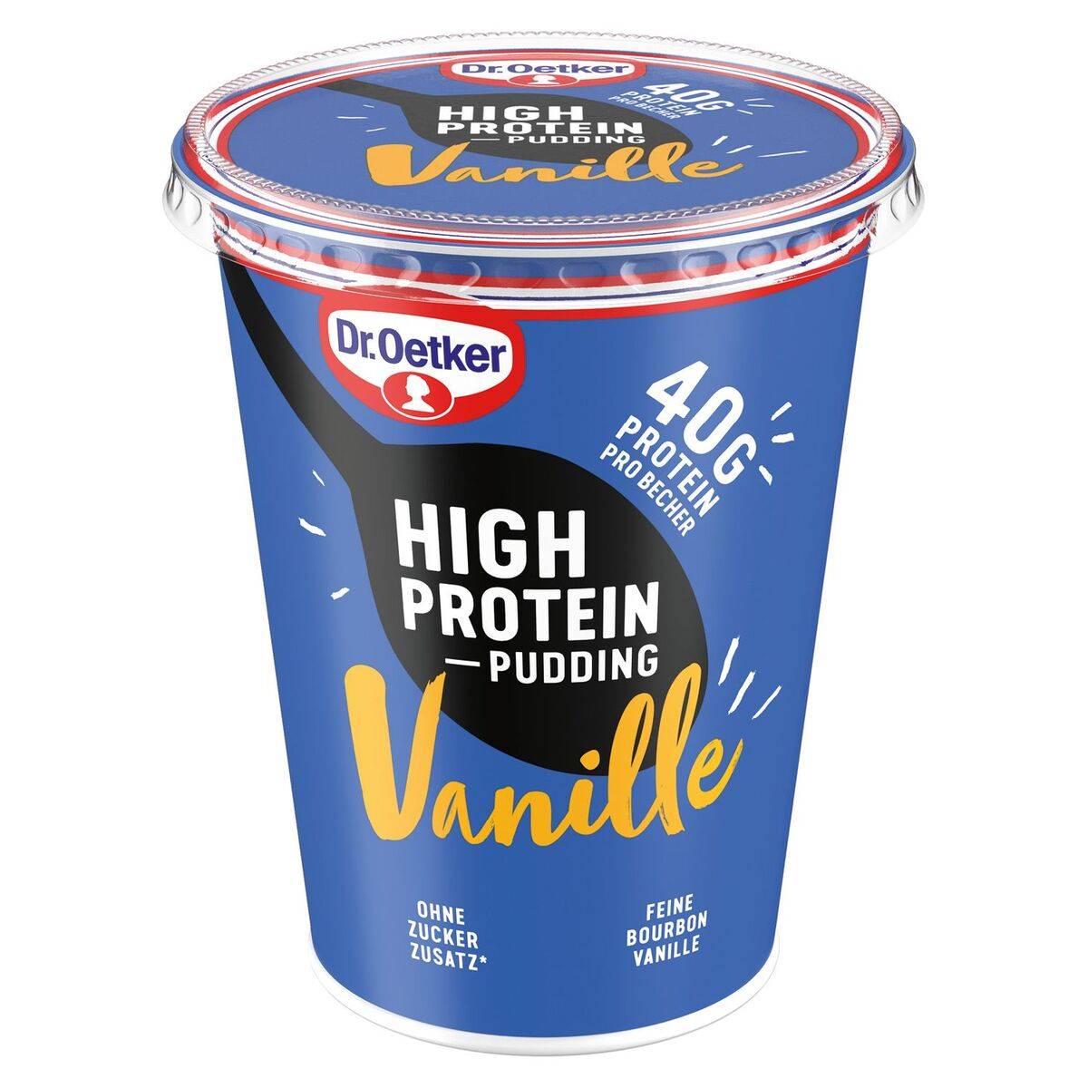 Bild 3 von Dr. Oetker High Protein Grieß-/Pudding 400 g