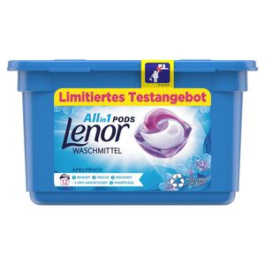 Lenor Waschmittel All-in-1 PODS