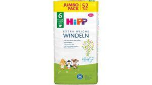 HiPP Babysanft Windeln Extra Large 6 Jumbo