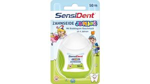 SensiDent Zahnseide Junior Bubblegum 50m