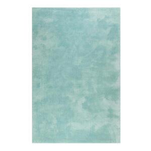 Esprit Webteppich 80/150 cm türkis , Relaxx Esp-4150 , Textil , 80x150 cm , für Fußbodenheizung geeignet, in verschiedenen Größen erhältlich, lichtunempfindlich, pflegeleicht, strapazierfähig,