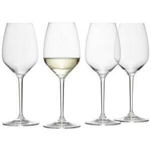 Riedel Weißweinglas 4-teilig , 5441/15 Eos , Klar , Glas , 460 ml , 51.9x27.9x13.4 cm , klar , 0045460296