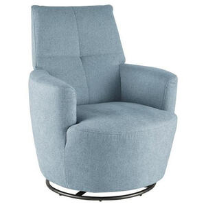 SetOne by Musterring SESSEL Webstoff Blau , SO 1450   -Mr- , Textil , 80x96x88 cm , pulverbeschichtet,Webstoff , Stoffauswahl , 002527023201