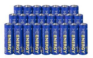 Micro (AAA) Alkaline Batterie - 24 er Pack