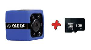 Panta Pocket Cam HD Mini Kamera - GRATIS 8 GB Micro SD Speicherkarte