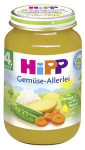 Hipp Bio Gemüse-Allerlei nach dem 4. Monat 190 g