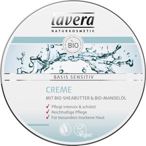 lavera Naturkosmetik Basis Sensitiv Creme 150 ml