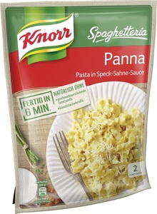 Knorr Spaghetteria Panna 153 g